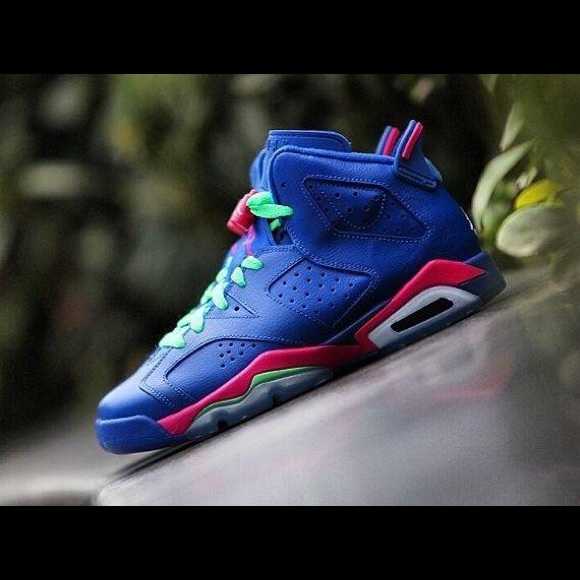 newest ddf99 06e05 Air Jordan Shoes - Air Jordan 6 Retro GS  Game Royal